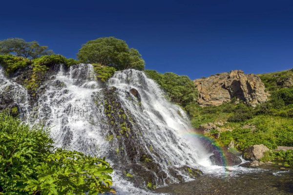 Armenia, Shaki Waterfall